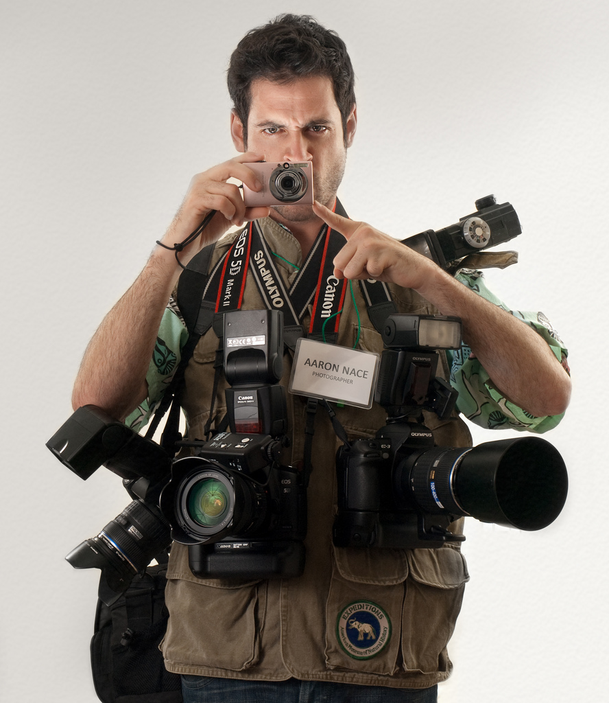 Кто такой профессиональный фотограф